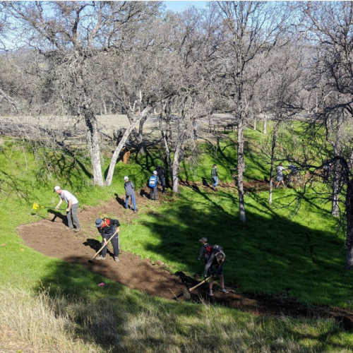 Bike Park Volunteers