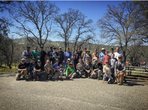 Mountain Bike Park Volunteers